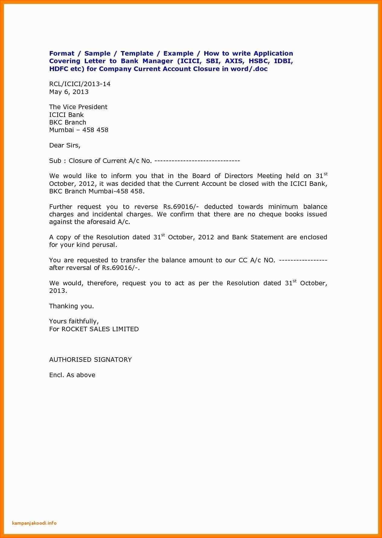 New Business Letter Writing Template Letter Writing Template