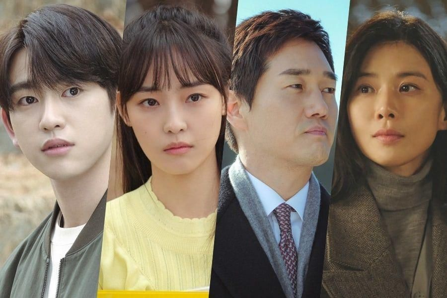 tvN Drama Starring GOT7's Jinyoung, Jeon So Nee, Yoo Ji Tae, And Lee Bo Young Confirms Premiere Date