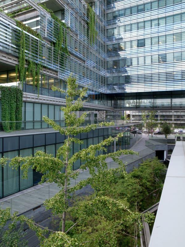 Mario Cucinella Architects Daniele Domenicali Sieeb Sino Italian Ecological And Energy Efficient Building Stedenbouw