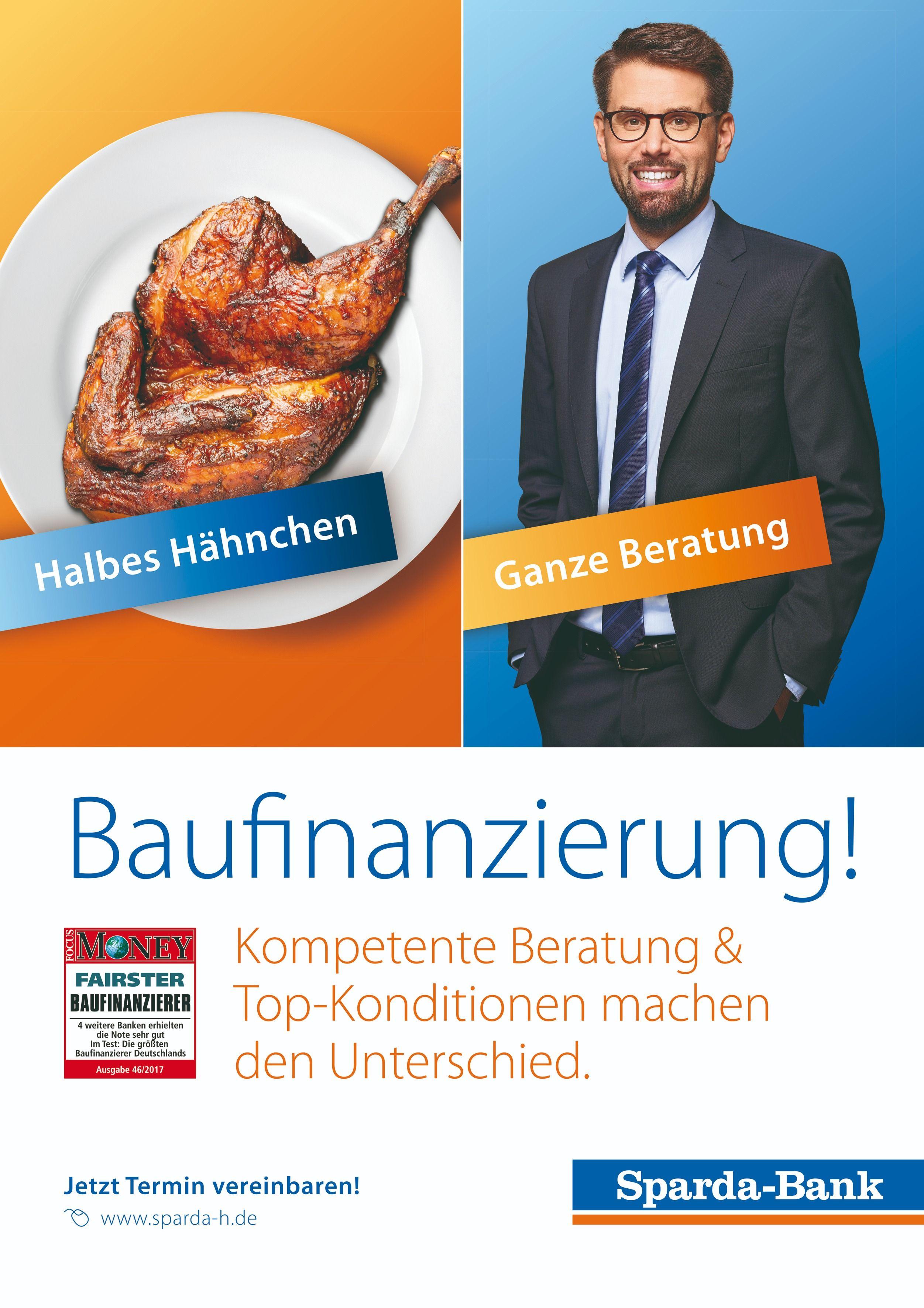 Fur Die Sparda Bank Hannover Stellten Ungewohnliche Vergleiche Den Schlussel Dar Um Aufmerksamkeit Auf Ihr Baufi Online Marketing Hannover Digitales Marketing