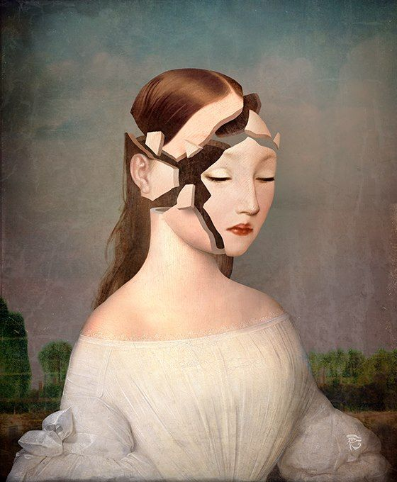 Christian Schloe This Reminds Me Of Our Mood Portraits