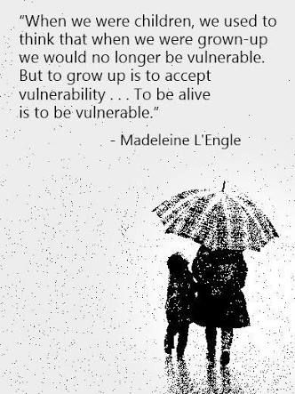Pin by Katie Rhudy on Quotes Pinterest Vulnerability, Spiritual
