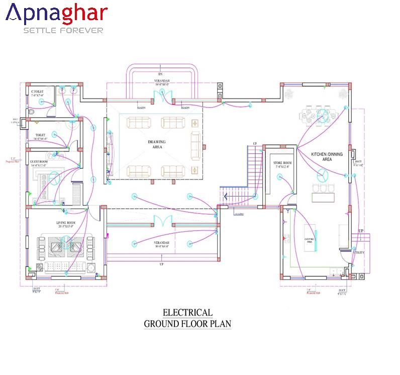 Electrical Home Design Ideas: Get Your Electrical Drawings Designed By The Experts And