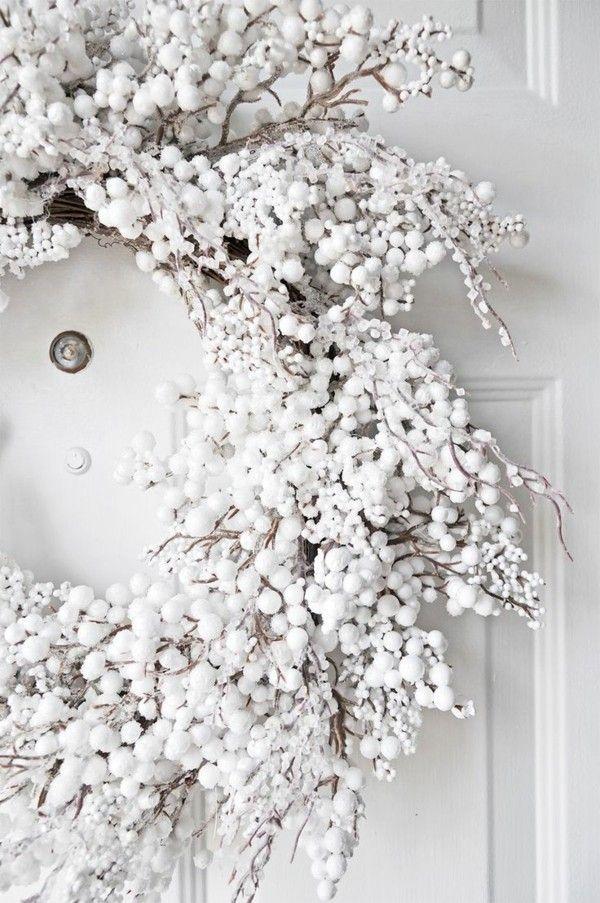 Adventskranz: 100 Ideen für alle, die immer noch keinen haben! #weihnachtlicheszuhause