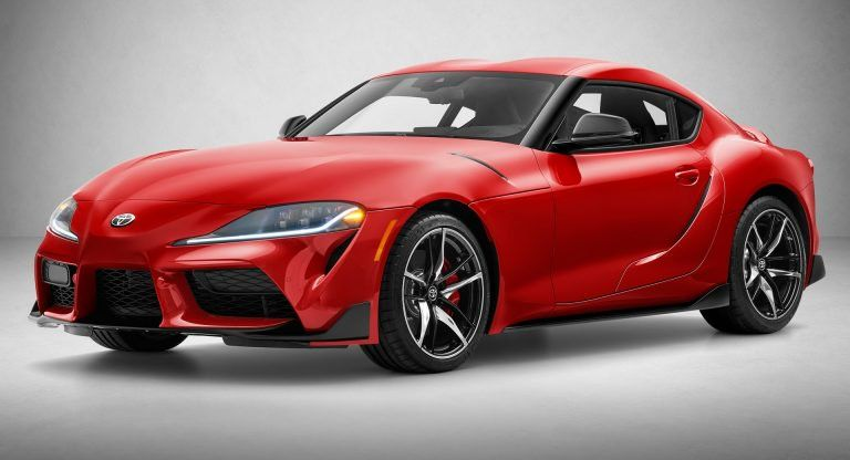 Toyota Supra Vs Bmw Z4 Separated At Birth Or Two Different Animals Toyota Supra New Toyota Supra Toyota Usa