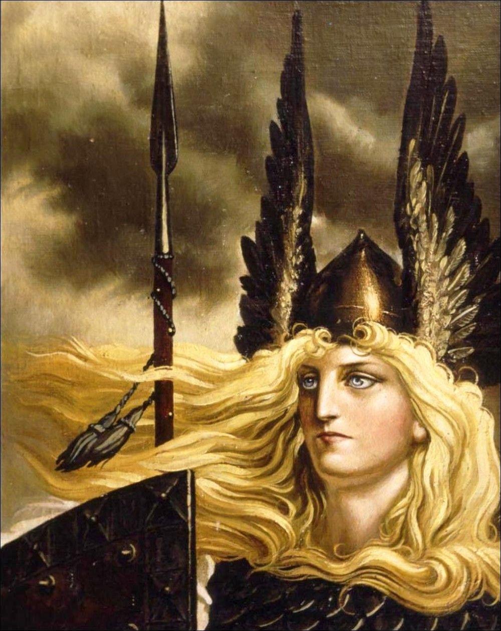 valkyrie an étude 1969 scandinavian mythology empowered