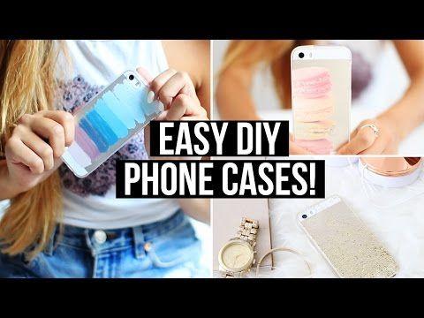 Easy Affordable Diy Phone Cases Laurdiy Diy Phone Case Diy