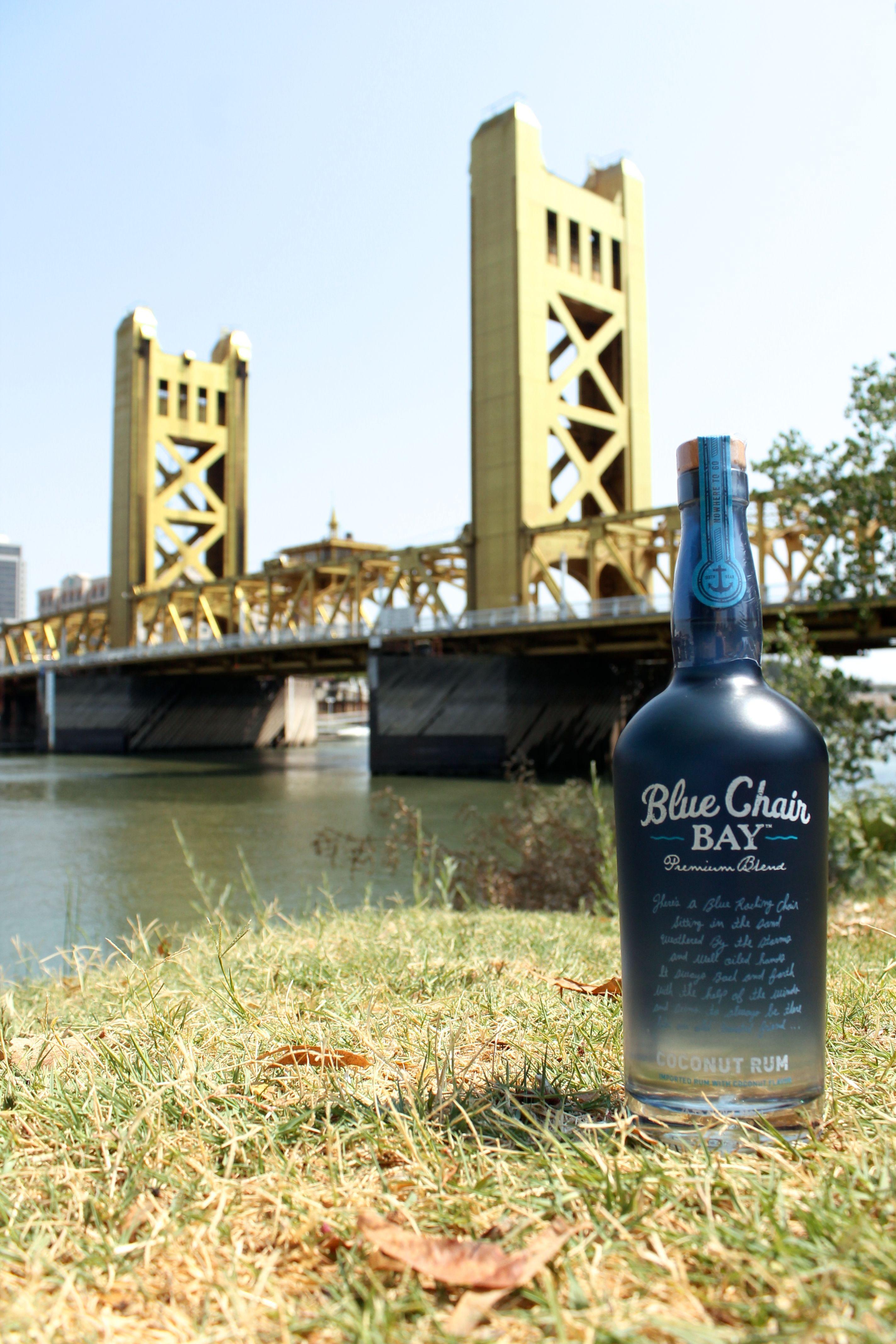Our #BCBOnTheRoad Brand Ambassadors in Sacramento. #bluechairbayrum