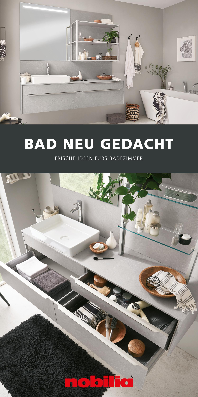 Pin Auf Inspiration Badwelten More Than Kitchen