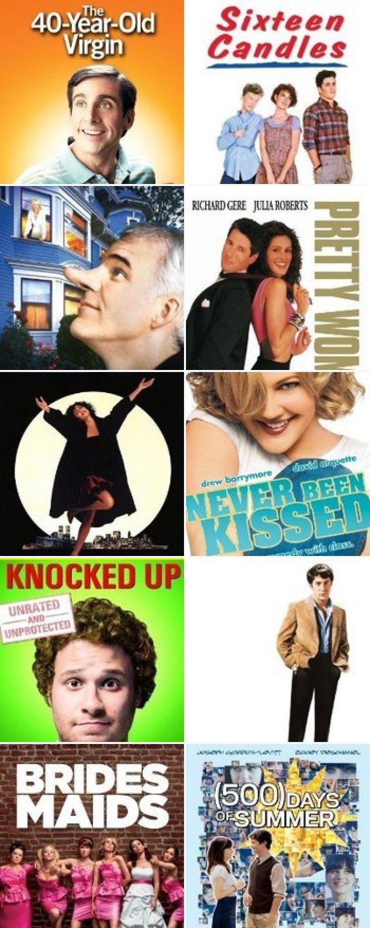 My Picks: Favorite Romantic Comedies #Fave367936