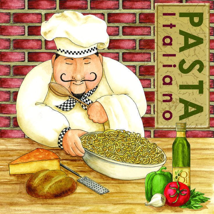 Смешные рисунки для кухни