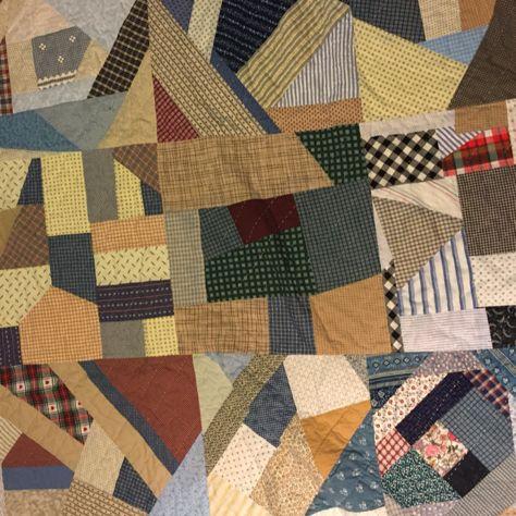 This replica of my original 130-year-old West Virginia crazy quilt ... : texas quilt guilds - Adamdwight.com