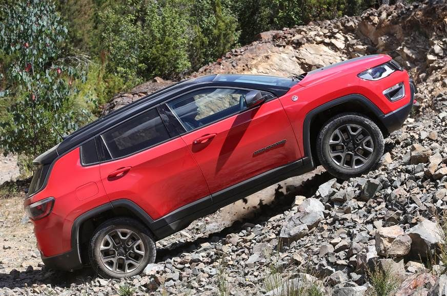 Indiaspec Jeep Compass Trailhawk likely to come in diesel