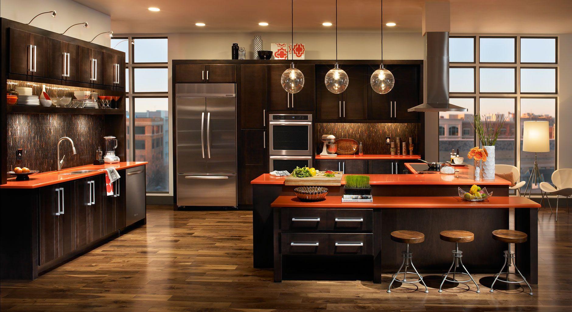culinary inspiration kitchen design galleries kitchenaid