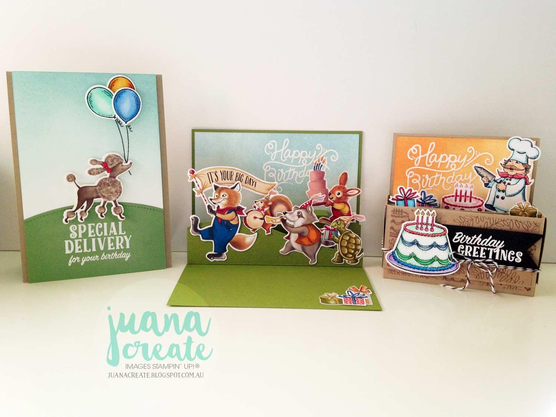 Juana Ambida Birthday Delivery bundle sneak peek