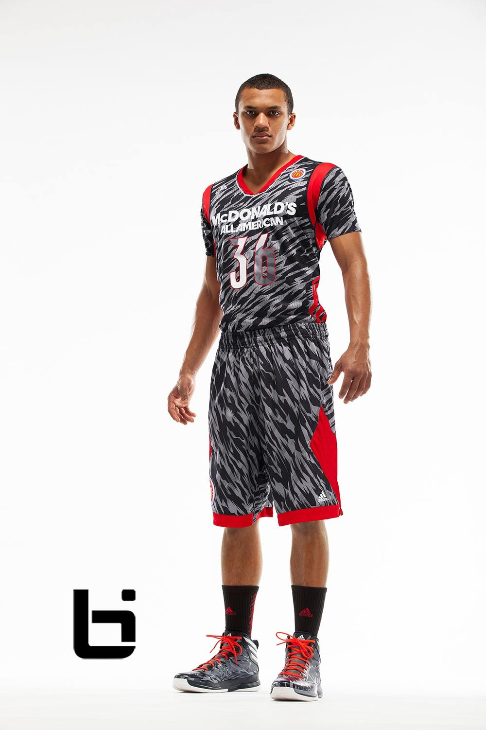various colors 6fd28 531d7 Adidas McDonalds All-American Jerseys