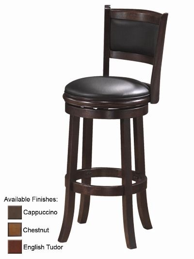 Swivel Backed Bar Stool Montreal Quebec Ottawa Ontario