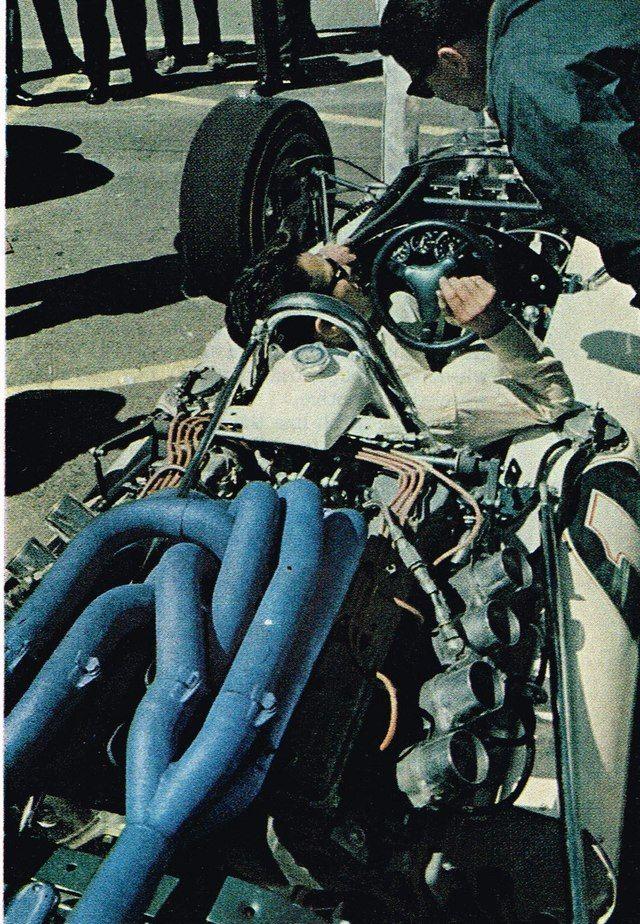 Mario Andretti driving a Squat Montster | OldRide.com | Memory Lane ...