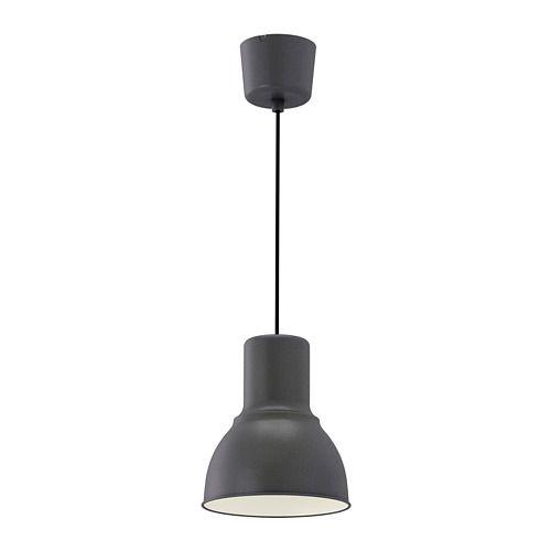 Hektar Visilica Tamnosiva Ikea Lighting Pendant Lamp