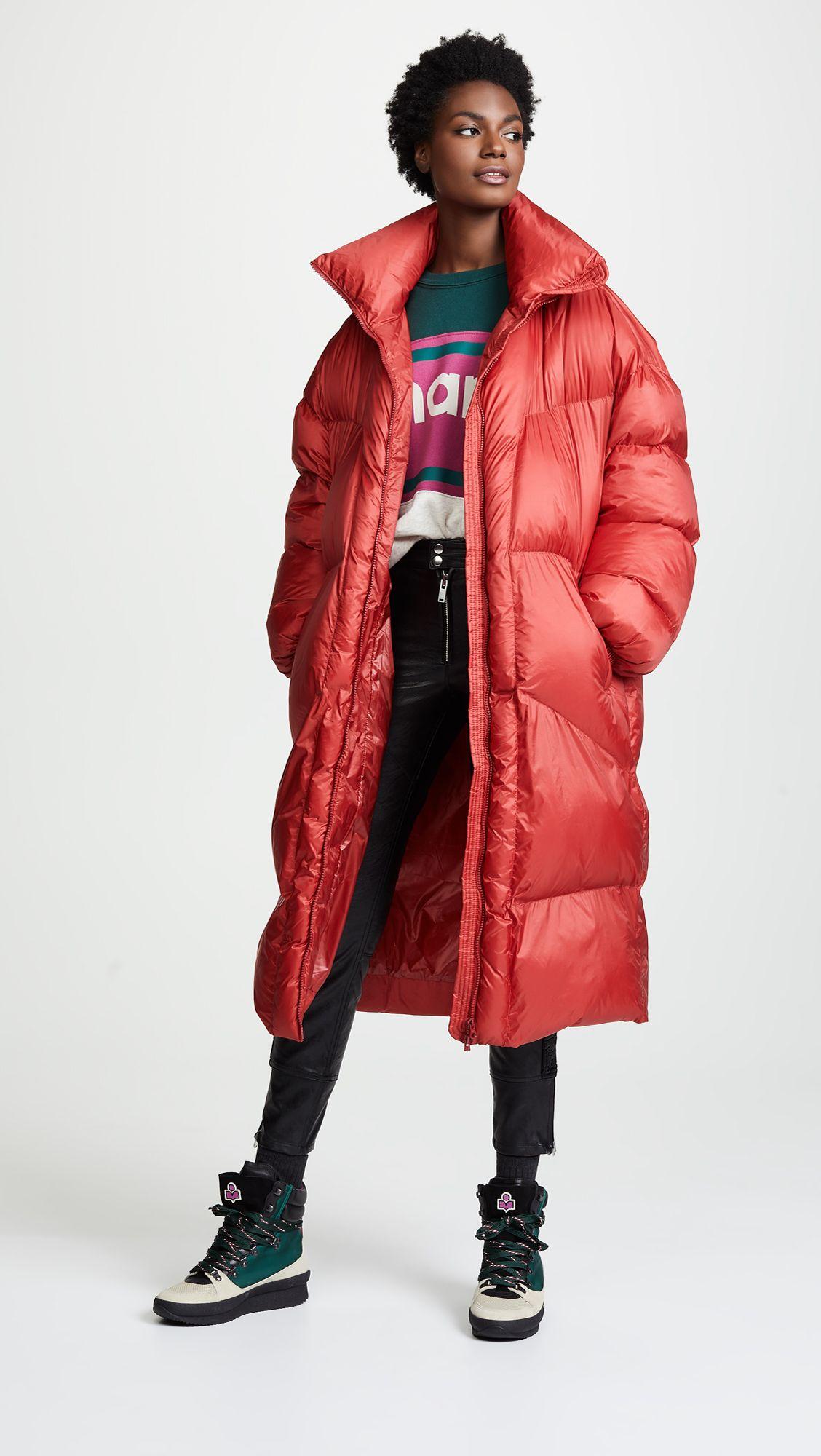 Isabel Marant Etoile Cray Puffer Jacket Jackets Isabel Marant Puffer Jackets [ 2000 x 1128 Pixel ]