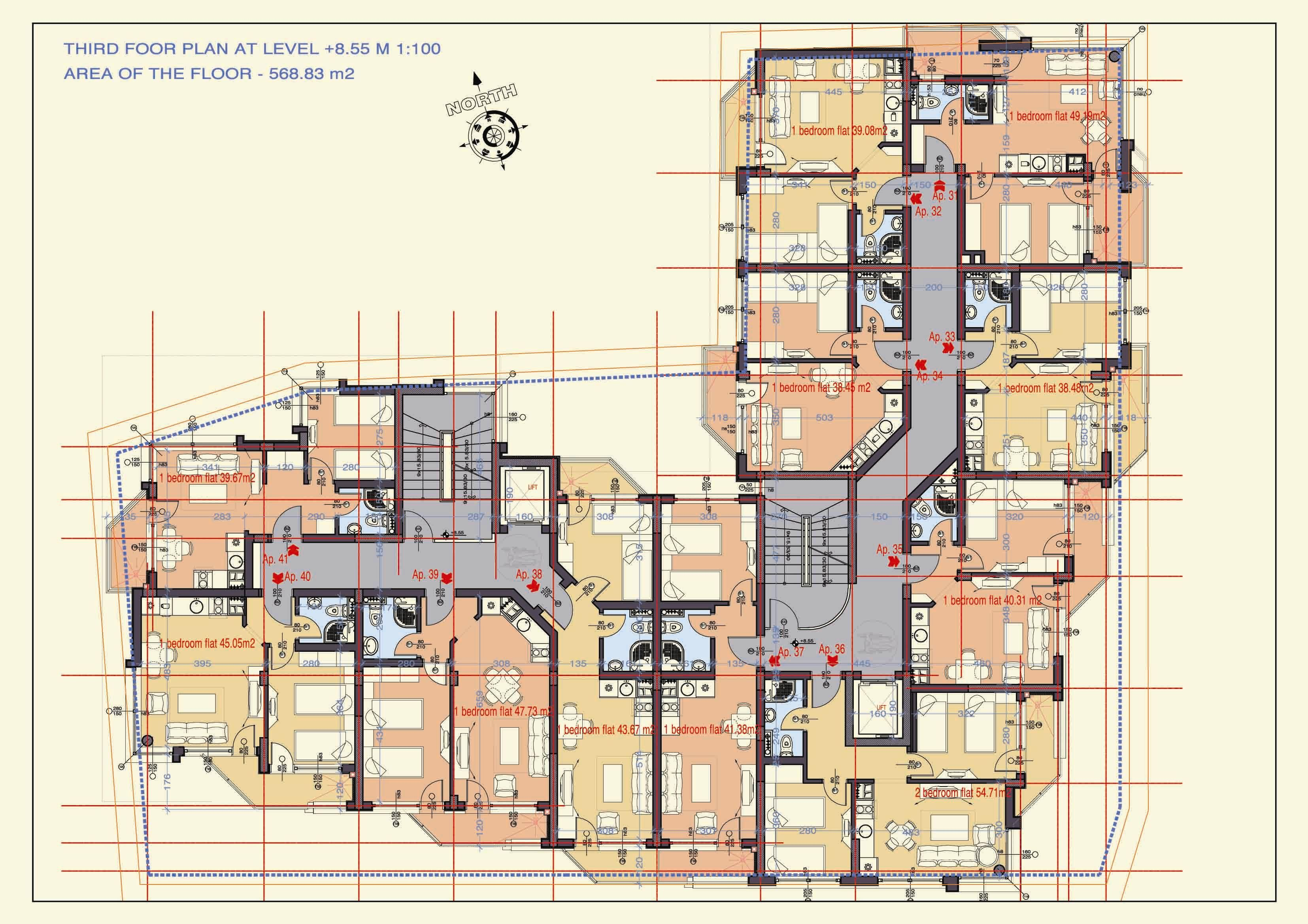 5 star hotel room floor plans 5 star hotel floor plans pdf for Apartment hotel plans
