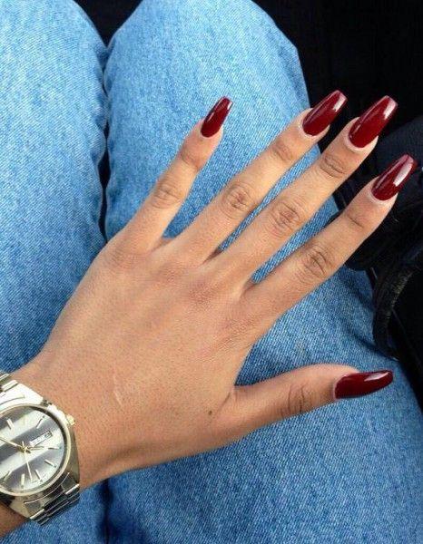Ongles griffes : clawnails, le retour de la tendance des ongles griffes - Elle #onglesgel