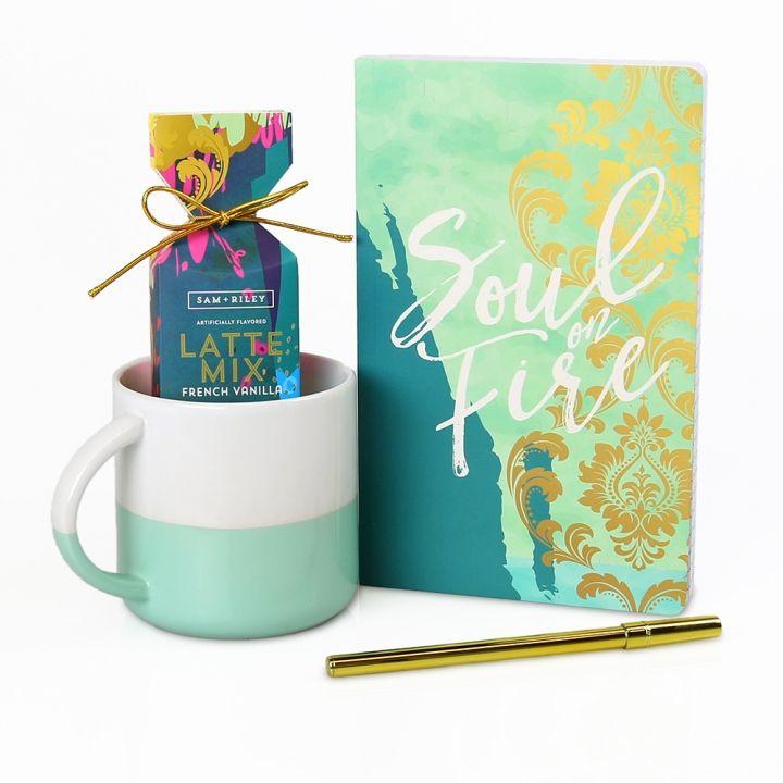 Coffee House Journal Set Gift Idea