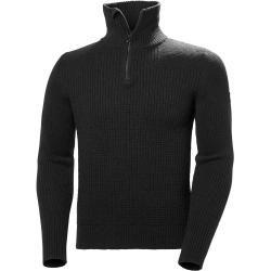 Photo of Helly Hansen Mens Marka Wool Sweater Fleecejacke Black XlHellyhansen.com