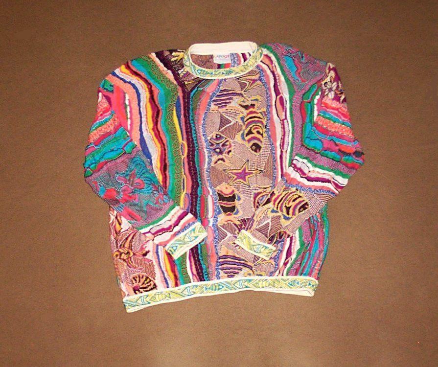 Vintage Coogi Sweater On Ebay