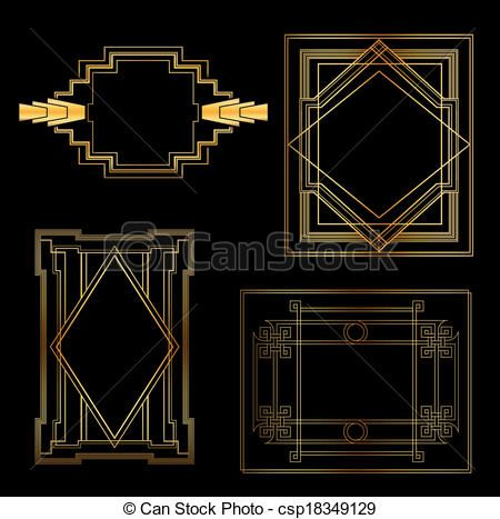 art deco illustrations and clip art art deco royalty free illustrations drawings and graphics available to search from thousands of vector eps clipart