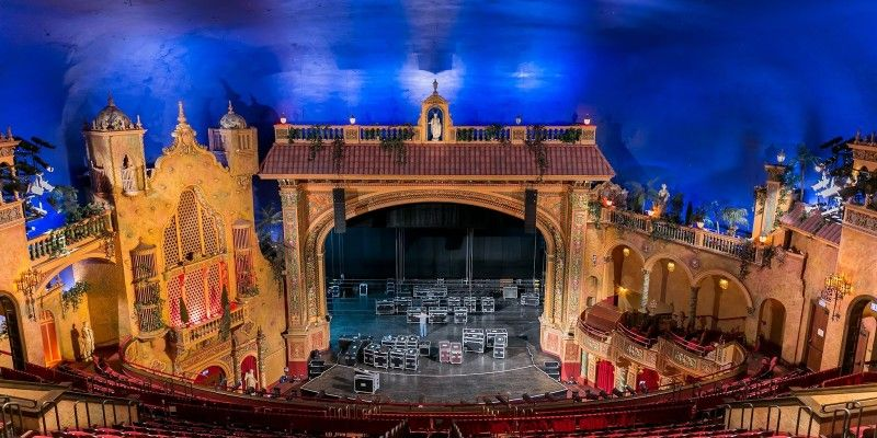 Image Result For Atmospheric Theatre Theatre Design House Styles Miami