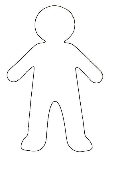 Silhouette bonhomme scoutisme pinterest bonhomme - Le dessin du bonhomme ...
