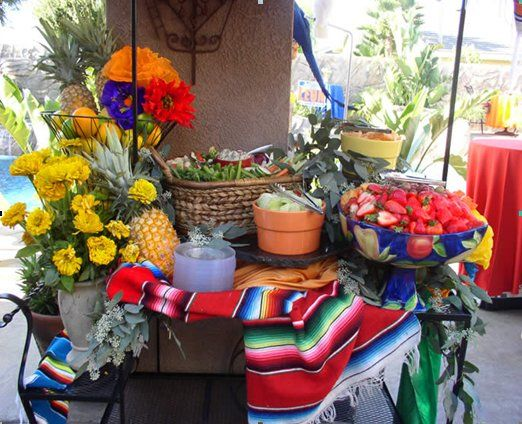 Mexican Theme Party