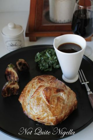 Easy Individual Beef Wellingtons & Some TV Commercial News!