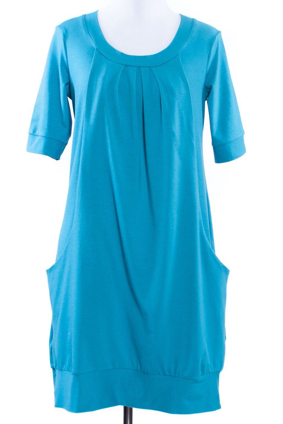 Pocketful of Posies Dress Sewing Pattern by Blank Slate Patterns ...