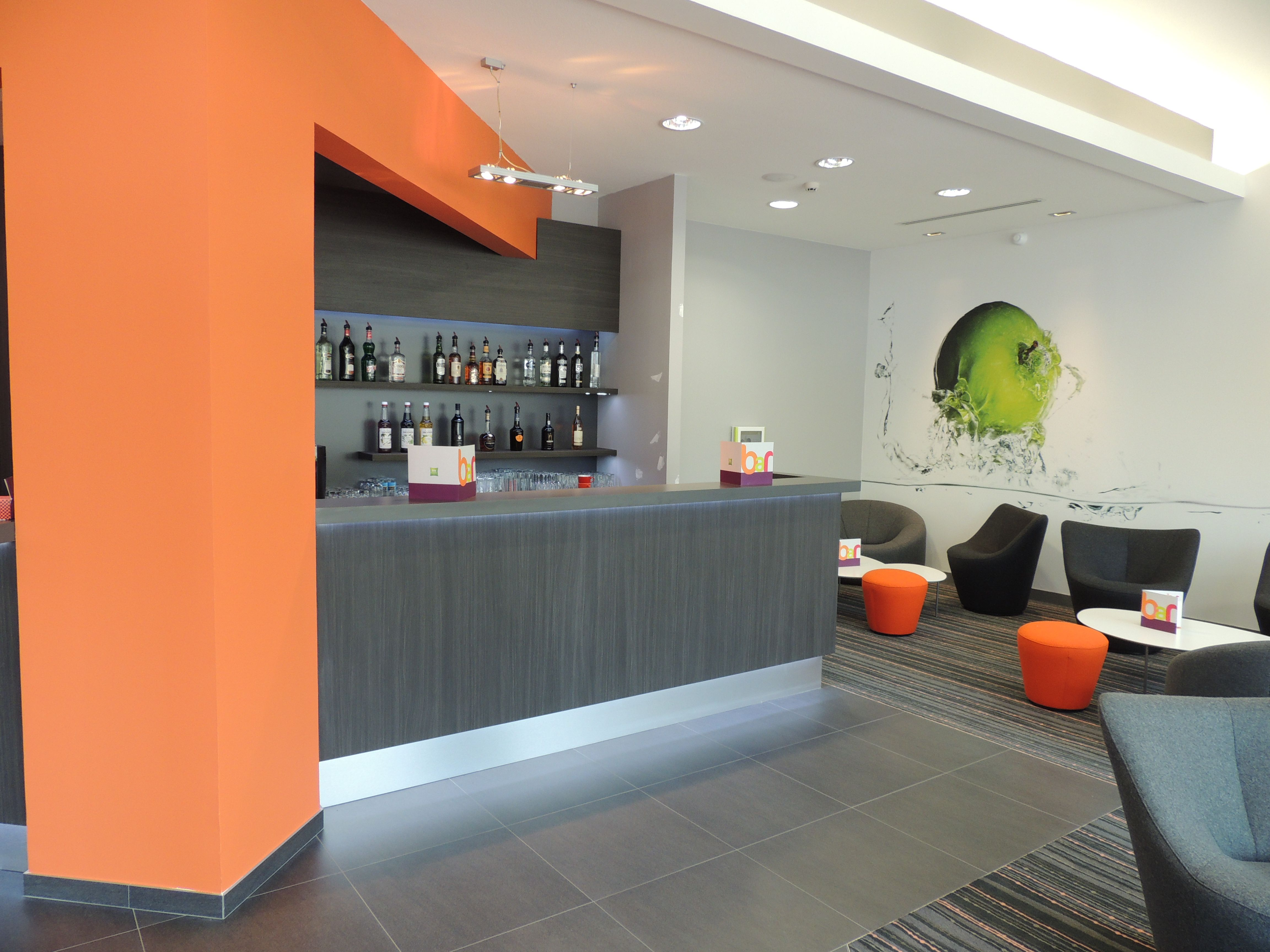 Ibis Style Hotel (Caen, France) With Some Of Our Décors, Including Our