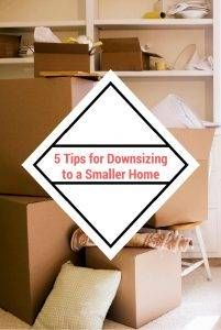 Downsize To A Smaller Home Without The Stress Moving Tips Pinterest Smallest House Squares And
