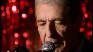 Leonard Cohen & U2 : Tower Of Song, via YouTube    05 Music