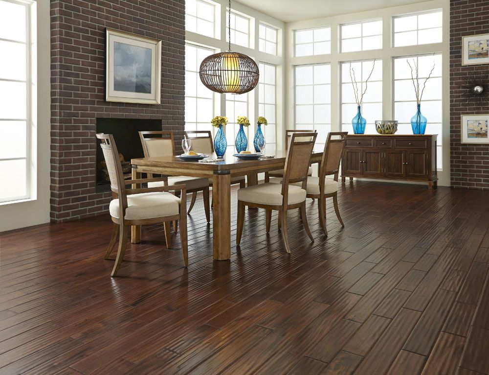 Virginia Mill Works Mezzo Mahogany Floors Hardwood