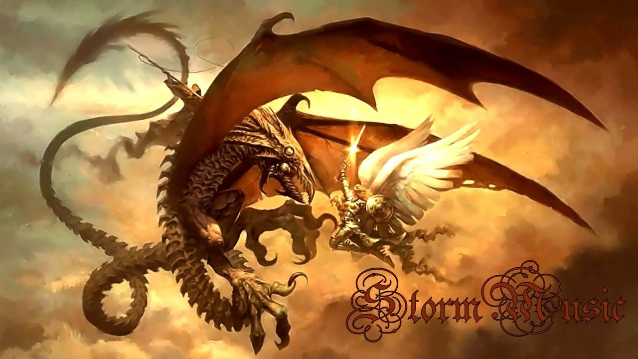 """""""AGE OF DRAGONS"""" 2 Hour Epic Music - Worlds Powerful ..."""