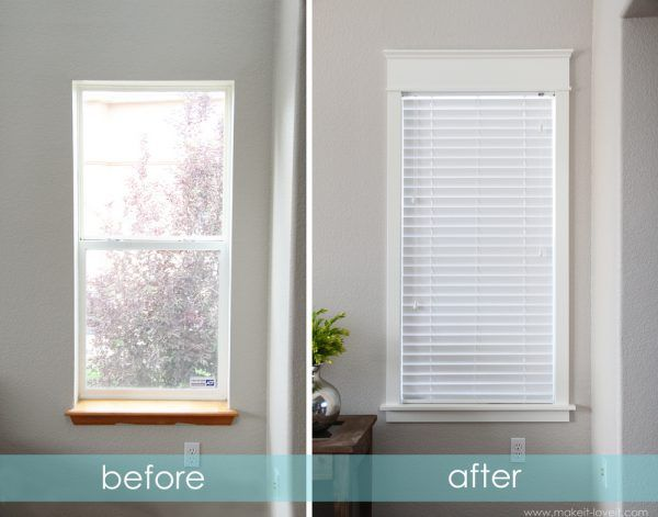 How to Frame a Window: Tutorials + Tips for DIY Window Casings | New ...