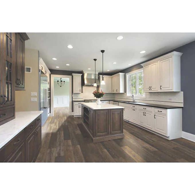 Mohawk Home Medallion Pine 10mm Thick Laminate Flooring