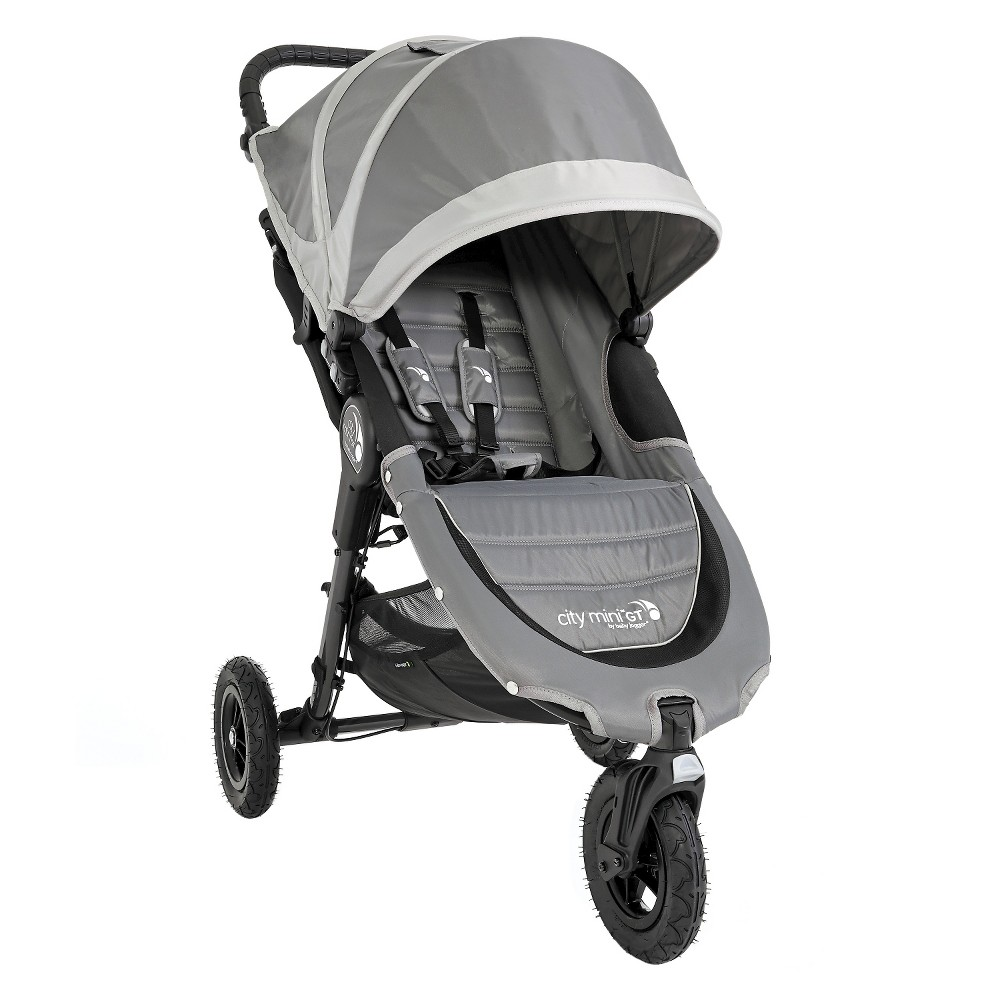 Baby Jogger City Mini GT Single Steel Gray (With images