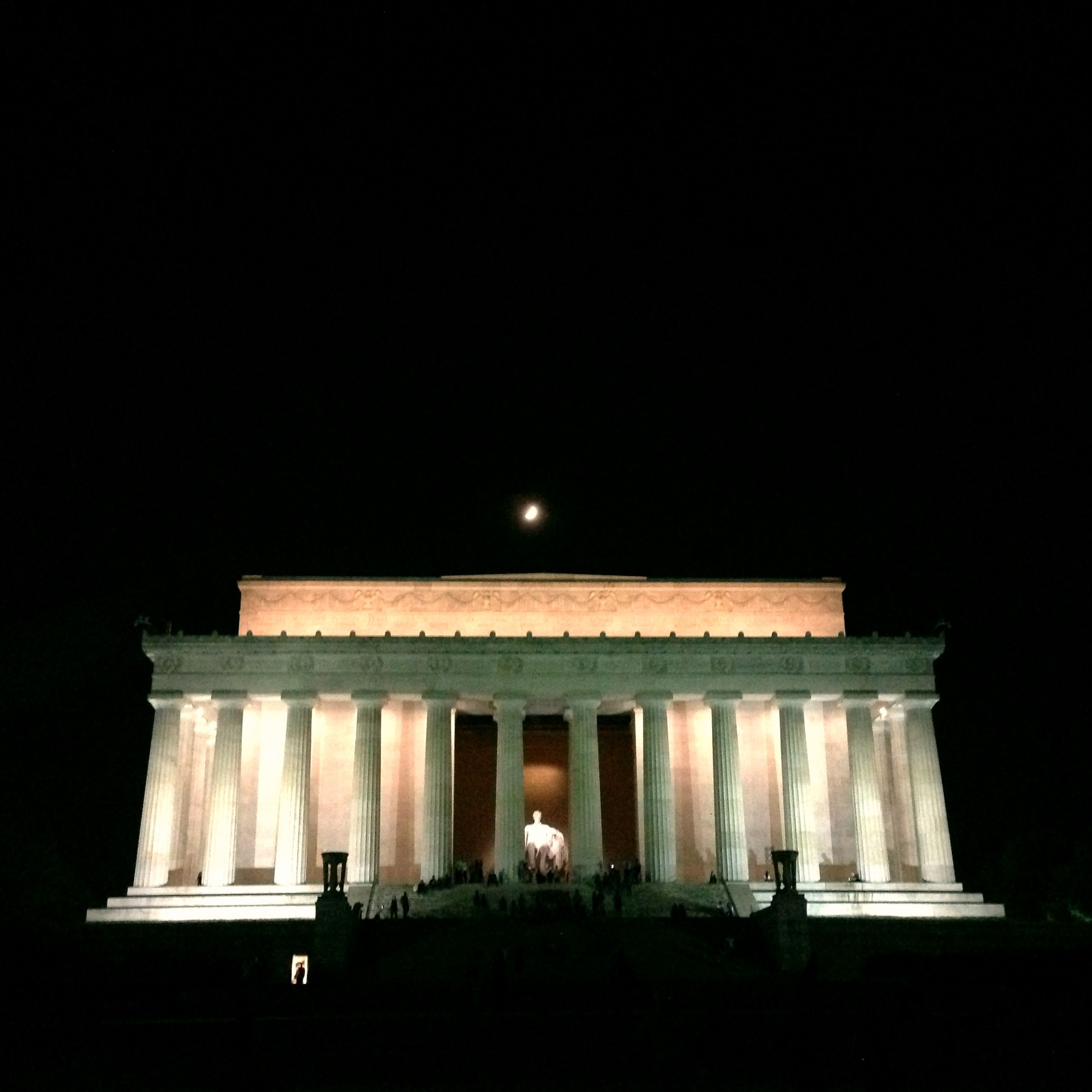 The Lincoln Memorial In Washington Dc Is An Awe Inspiring Sight