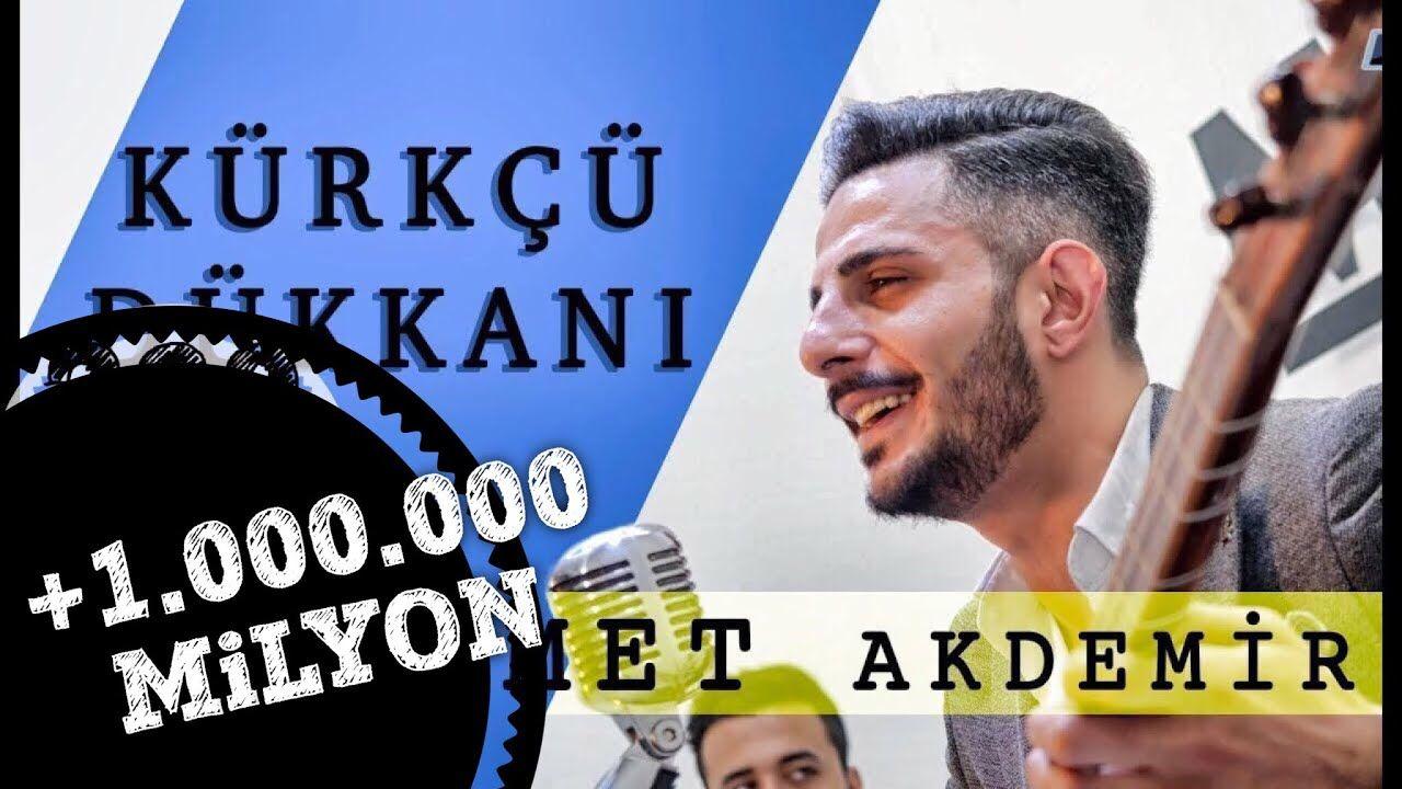 Muhammet Akdemir Kurkcu Dukkani Canli Performans Klip Sarkilar Youtube Muzik