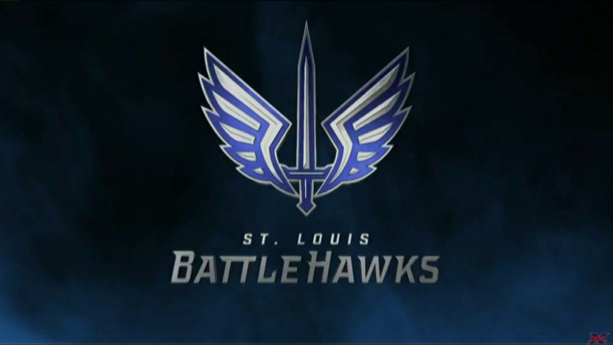 St. Louis XFL team to be called BattleHawks in 2020 Xfl