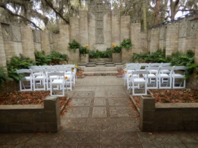 The Maitland Art Center Has Three Venues For Weddings And Vow Renewals Chapel