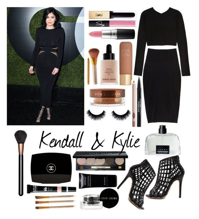 """""""Kendall & Kylie Collection pt.2"""" by dorothy-moore ❤ liked on Polyvore featuring Kendall + Kylie, NARS Cosmetics, MAC Cosmetics, Eve Lom, Urban Decay, Vita Liberata, Charlotte Tilbury, Trish McEvoy, Chanel and Bobbi Brown Cosmetics"""