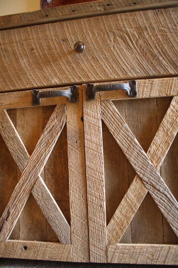 Delightful Custom Rustic Cabinet Doors Part 6 Rustic Barn Style Cabinet Doors Projects