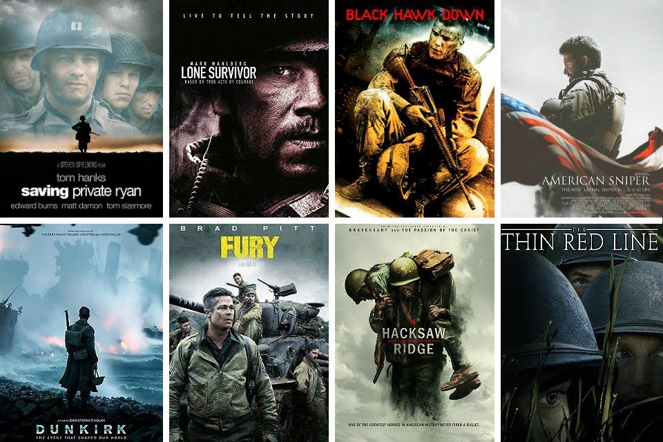 The 25 Best War Movies of All Time | Items | Saving private